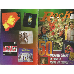 Rock Especial - 50 Discos Melhoes De Rock