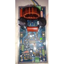 Placa Montada Pra Amplificador Digital De 2000w Com Mosfet