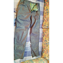 Pantalón De Cuero Cuero Morado-usado-vintage Años 80 Talla S