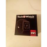 Smartwatch Tech Pad, Mod Sw1 Black