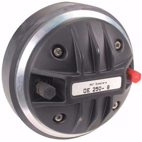 Driver B&c Speakers De250 De 1 Pulgada 120 Watts Line Array
