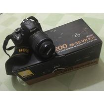Câmera Fotográfica Nikon D3200