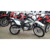 Jm-motors Honda Xr 250 Tornado Blanco 2017 Entrega Inmediata