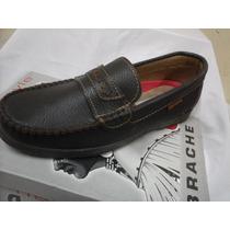 Zapato Hombre Cuero Fino