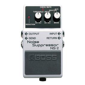 Pedal Boss Ns2 Noise Supressor Original Ns-2 Promoção! Loja