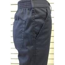 Calça De Brim Profissional Para Trabalho/uniforme - 3 Bolsos