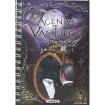 Agenda Escolar Permanente Vampiros Y Terror (ag Envío Gratis