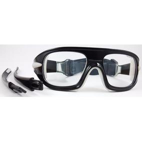 Goggle Deportivo Graduar Oftalmico Negro Varilla O Elastico