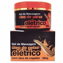 Kit 32 Gel Massageador Óleo De Peixe Elétrico Frete Grátis