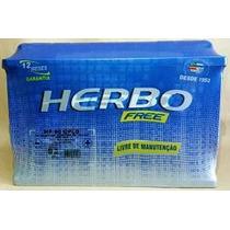Bateria Herbo Selada 12v 60ah - Frete Grátis Sp Capital*