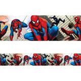 Faixa Decorativa Homem Aranha 2 Papel De Parede