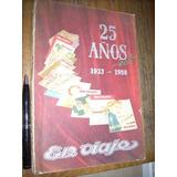 Revista En Viaje 1958 25 Años