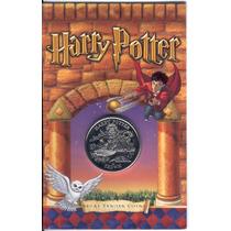 Super Ganga, Medalla De Harry Potter, De Coleccion
