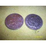 Monedas $50 Pesos Coyolxauhqui Numismática Mexicana Vintage
