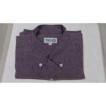 Camisa Masculina Tng Tm/ G