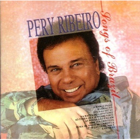 Cd / Pery Ribeiro (1992) Songs Of Brazil - 17 Sucessos