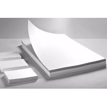 1000 Hojas Bond Blanco 105gr Tamaño Carta