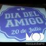 Vinilos Vidriera Día Del Amigo/padre/madre/niño/liquidación