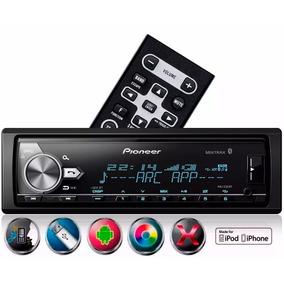 Mp3 Player Pioneer Mvh-x588bt Bluetooth Usb Aux Mixtrax