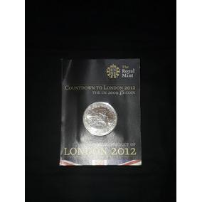 Moeda 5 Libras Comemorativa Das Olimpiadas De 2012
