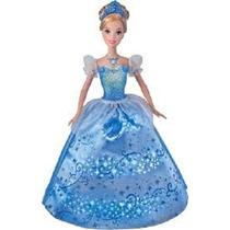Princesa Cenicienta Clásica De La Película De Disney