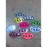 Emblema (moto Taxi)