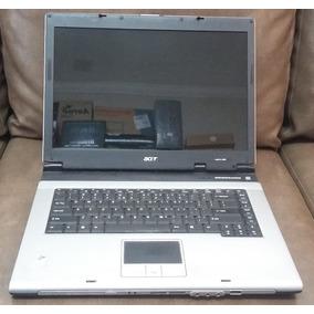 Notebook Acer Aspire 5002wlmi (com Defeito, Retirada Peças)