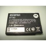 Bateria Bt90 P/ Celular Motorola U10 Original Com Garantia