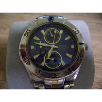 Bonito Reloj Armitron Con Subdiales.... Acero Inox.100%