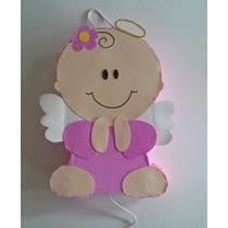 Piñata Bautismo, Angel, Primer Año, Nacimiento,