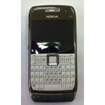 Oferta!!! Carcasa Nokia E71 Negra Y Blanca Completa Celular