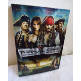 Piratas Del Caribe Navegando Aguas Misteriosas Pelicula Dvd