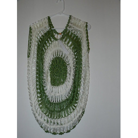 Chaleco Tejido Crochet.... Delicadísimol!!!