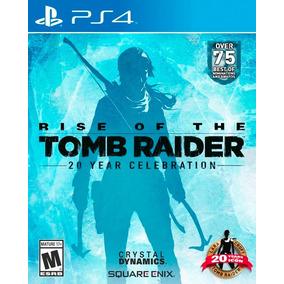 Rise Of The Tomb Raider, Ps4 Conta Original 1