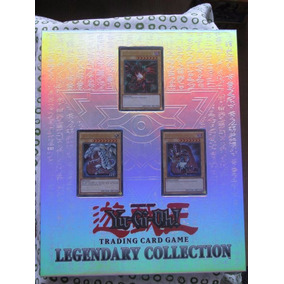 Legendary Collection Fichário Cards Yugioh