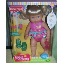 Fisher-price Little Mommy Dulce Como Me Beach Baby Doll