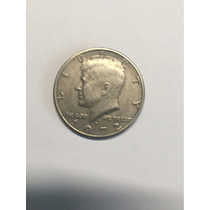 Moneda Hallf Dollar 1972