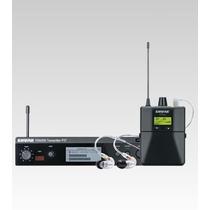 Sistema In Ear Sem Fio Shure Psm300 + Se215-cl Freq. K12 *