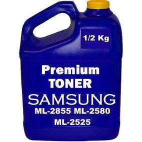 1/2 Kg Toner Ml-2525 Ml-2580 Ml-2855 Reset Gratis