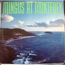 Jazz Inter, Charles Mingus, At Monterey, Lp12´, Hecho En Usa