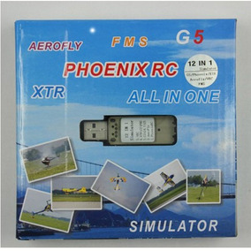 Simulador Cabo Para Phoenix Rc 3 A 5 - Entrega Imediata