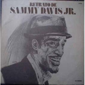 Sammy Davis Jr. Retrato Vinilo Argentino Pvl