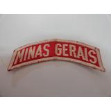 Antigo Distintivo Escoteiro - Minas Gerais #cf1834