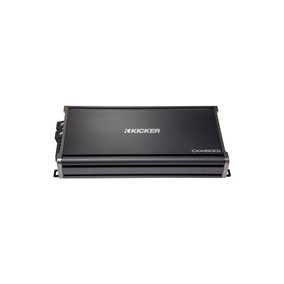 Kicker - 1800w Clase D Mono Amplificador Mosfet Con Variable