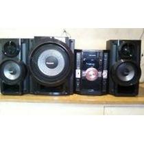 Equipo De Sonido Panasonic 7700w