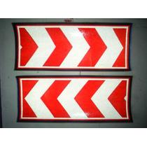 Reflejantes Para Vehiculos Seguridad Nocturna 5 Juegos