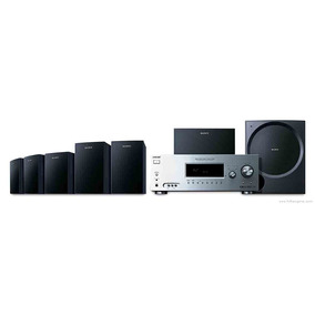 Lindo Home Sony Theater 1000w 6.1 C/ Sub Ativo