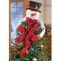 Decoración Árbol De Navidad País Muñeco De Nieve W1