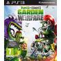 Plantas Vs Zombies Garden Warfare | Ps3 | ¡ Entrego Y A !