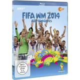 Blu Ray Fifa 2014 Copa Do Mundo Melhores Momentos Novo